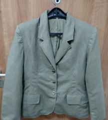 yumco proleten kostum m(sako+suknja)
