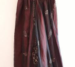 One size фустан