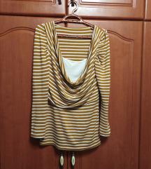 Блуза со ликра