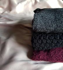 3 oversized џемпери за само 600 денари