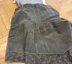 Okaidi somotska suknja do 10g