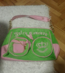 Juicy couture orginal nova golema torba