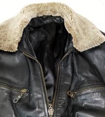 Чиста кожа машка јакна
