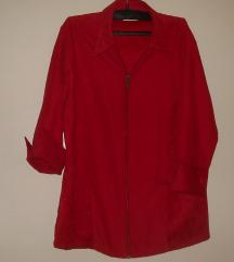 C&A Crveno palto so 3/4 rakavi vel 40 -250 den