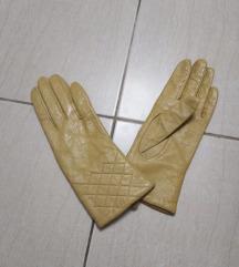 Кожени ракавици