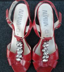ALPINA кожни сандали