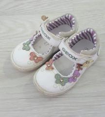 Geox детски кожни чевли