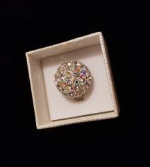 Luksuzen titanium prsten
