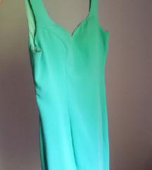 Свечен фустан како нов