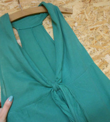 Irish green fustan M