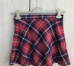 Alcott карирана сукњичка