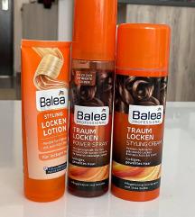 Сет Балеа за виткана коса