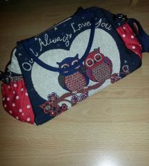 Owl buv nova torba