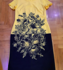Nov svecen fustan 💛