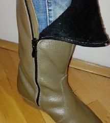 Намалување Кожни чизми 36 и 37