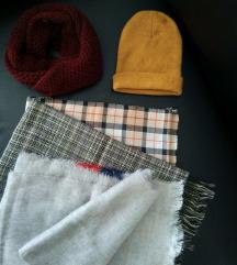 Шалови и капа