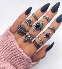 Set 12 prsteni