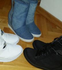 Najubavite 3 kombinacii na obuvki