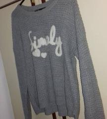 Продавам нов џемпер