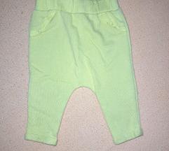 Zeleni pantaloni