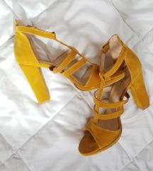НОВИ Окер сандали