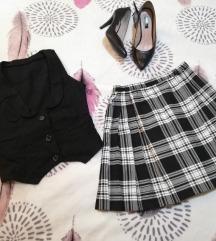 NOVI - suknja i eleche