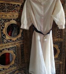 Романтично фустанче+ подарок колан и алка