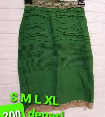 Novi suknji dostapni S M i L