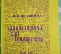Makedonska frazeologija so mal frazeoloski recnik
