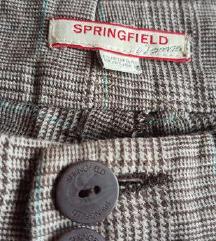 SPRINGFIELD moderni pantaloni, 38