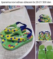 Ipanema sandalki 20-21 novi