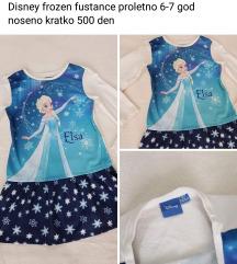 Disney frozen fustance 6-7 god