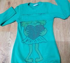Bluza, tunika za devojce okolu 9 - 12 godini