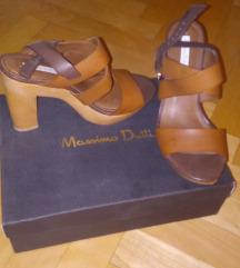 Massimo Dutti kozni sandali