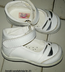 Zenski sandalcinja