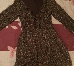 Фустан цветен