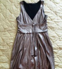 Зара уникатен фустан
