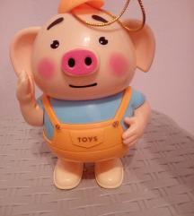 Dancing pig-glanc novo